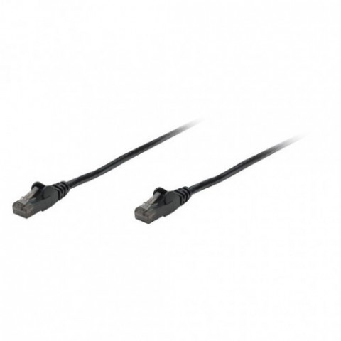 CABLE PATCH CAT 6, UTP 7.0F (2.0MTS) INTELLINET COLOR NEGRO 342063
