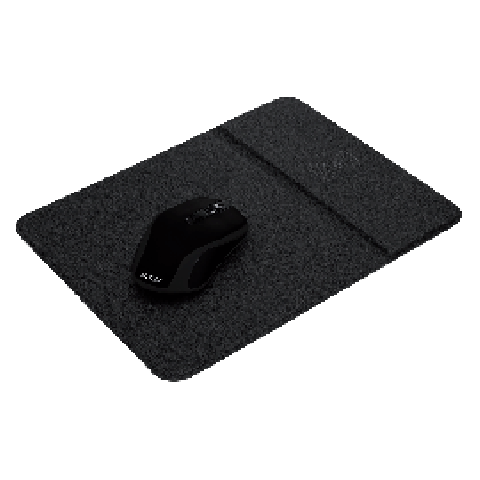 KIT ACTECK MOUSE INALAMBRICO/MOUSE PAD CARGA INALAMBRICA KM110 AC-9231