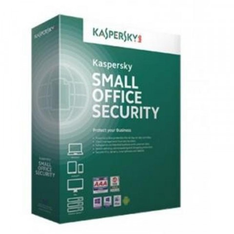 Antivirus Kaspersky small office security for business, 1 servidor, 5 dispositivos, 1 year (kl4533zbefs)