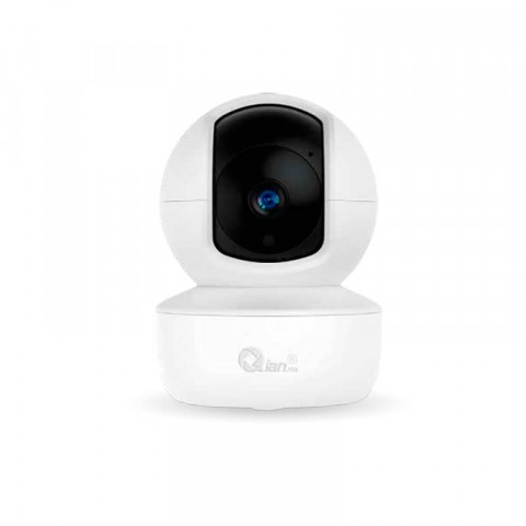 Qian Surveillance Camera Wireless 1080P Infrared with Audio - SKU: QCY-62401