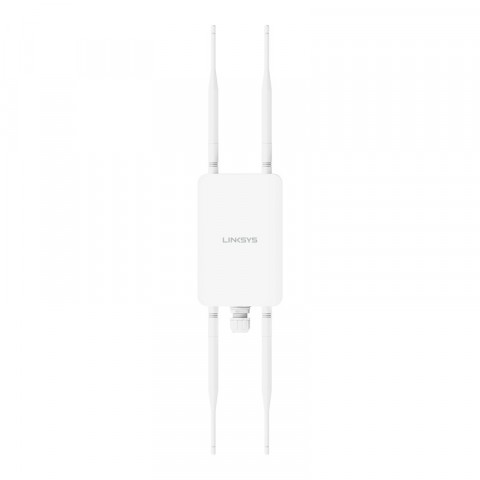ACCESS POINT LINKSYS AC1300 MU-MIMO CLOUD OUTDOOR IP67 (LAPAC1300CE)