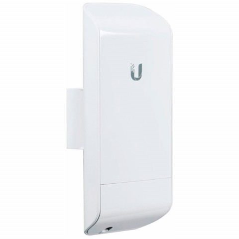 ACCESS POINT UBIQUITI/ANTENA PANEL DE 2.4GHZ,150 MBITS/8 DBI(LOCOM2)
