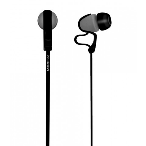 AUDIFONOS ACTECK IN-EAR CON MICROFONO URBAN KAOS NEGRO MB-919067
