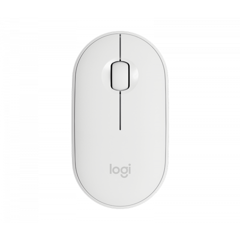 MOUSE LOGITECH M350 WIRELESS BLANCO (910-005770)