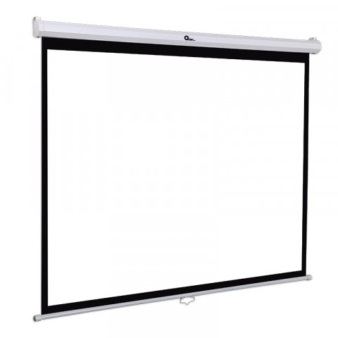 "Pantalla proyeccion manual Qian DIBAN, 120"", blanco mate (QPG-69503)"